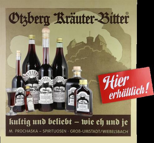 Otzberg Magenbitter - Gruppe